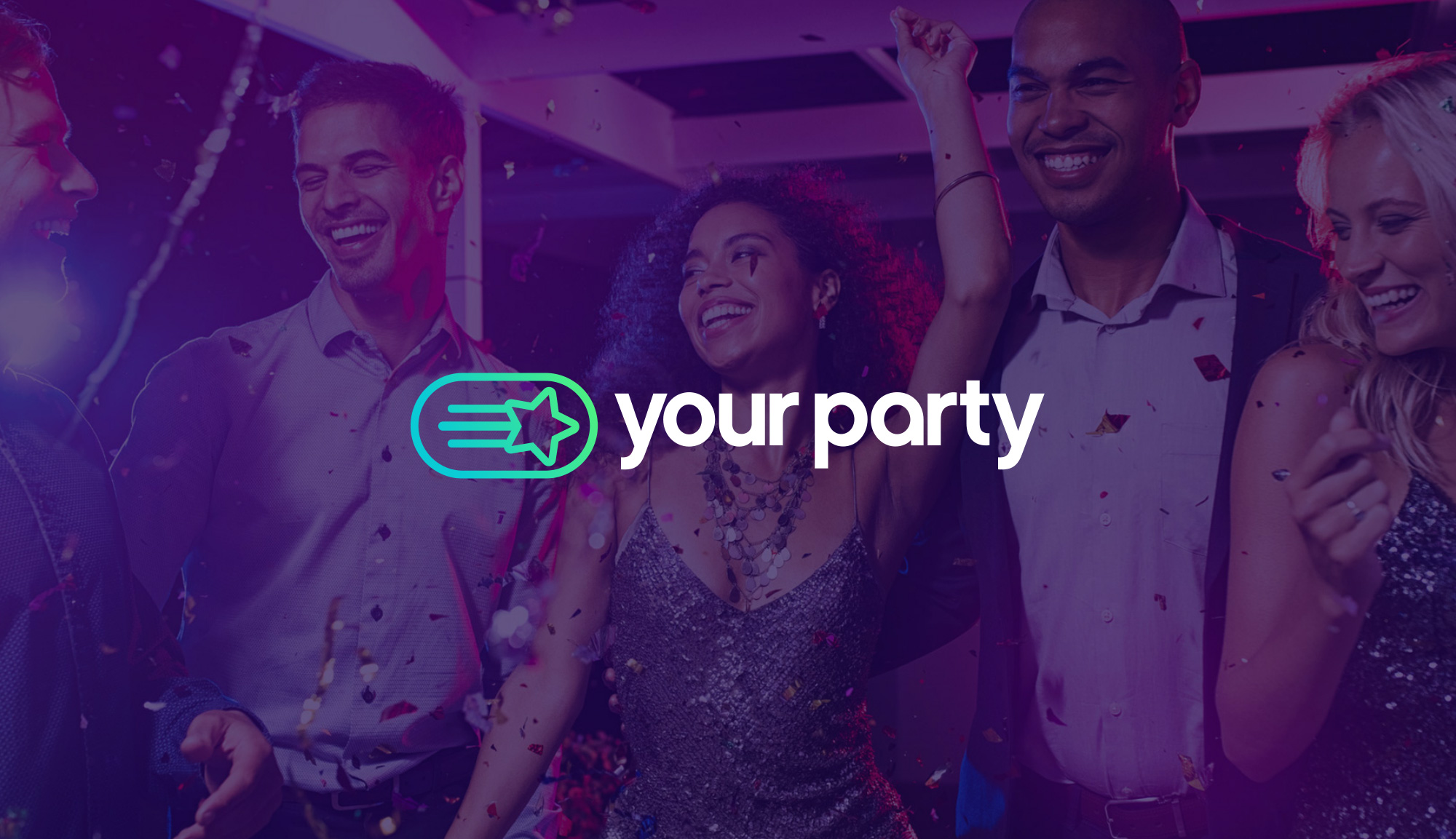 Your Party - UI Design - Graphiste Freelance Lille