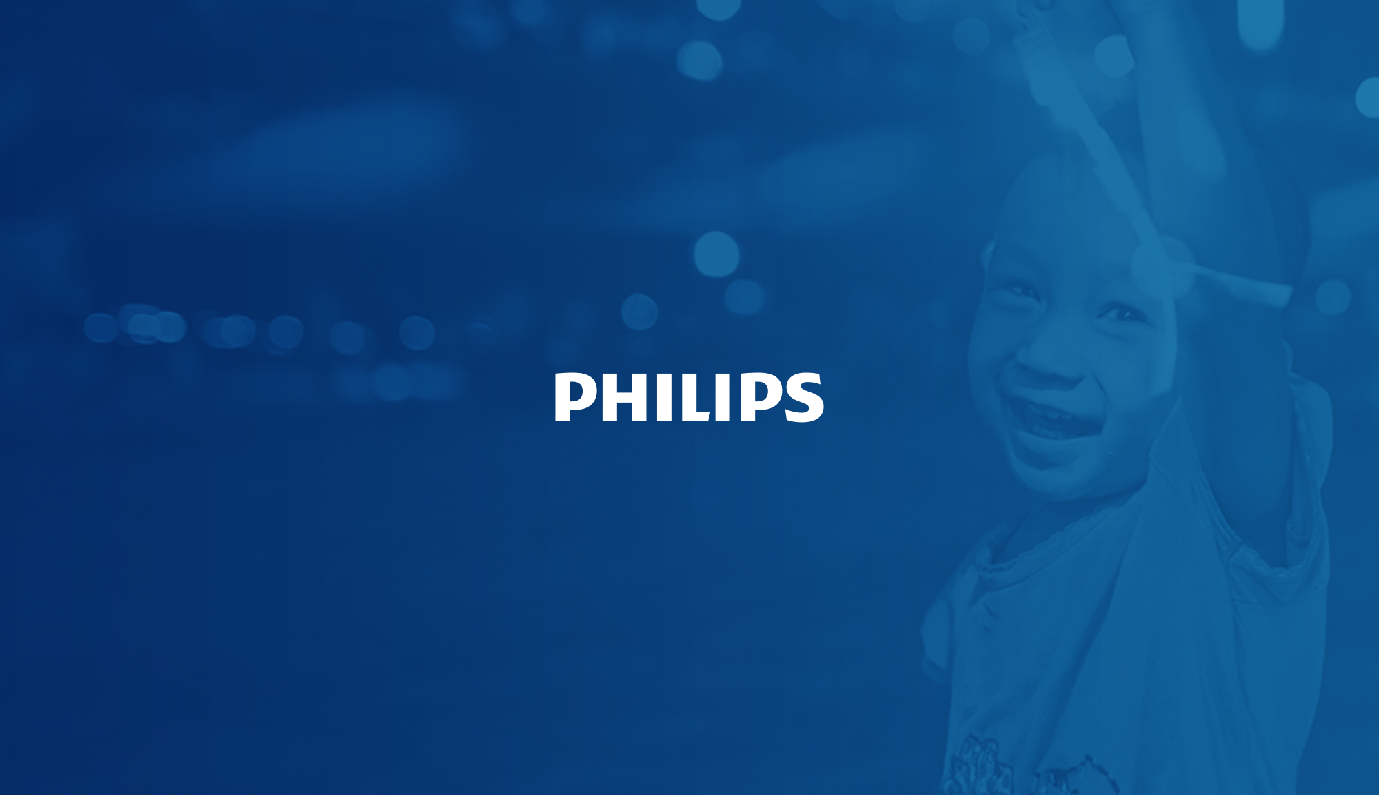 Philips - UI Design - Graphiste Freelance Lille